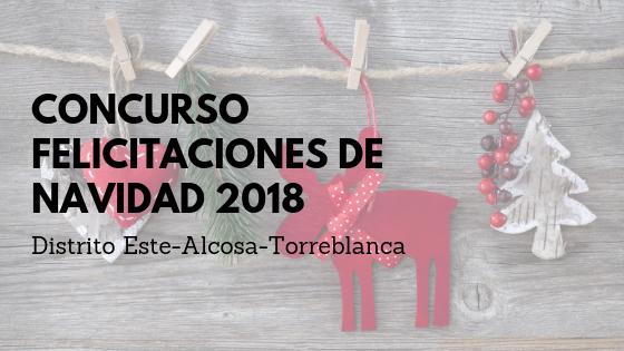 Felicitaciones Para Navidad 2019.Concurso Felicitaciones De Navidad 2018 Ampa Ceip Angel